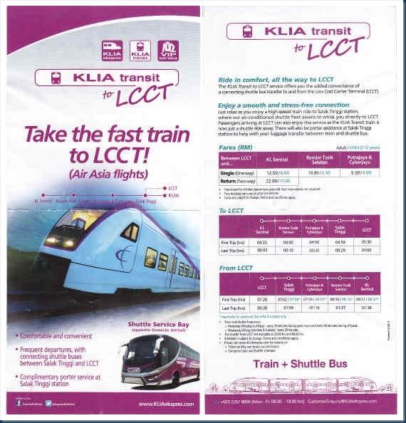 KLIA-Transit